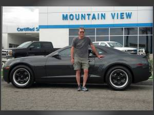Don wanted to buy a Camaro