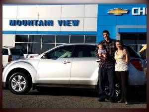 its Bill Smith Mountain View Chevrolet Michelle
