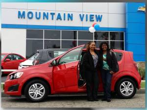Kesha and Ann Mountain View Chevrolet itsbillsmith.com