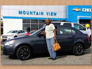 Mountain View Chevrolet, itsbillsmith, Ms. Deshone