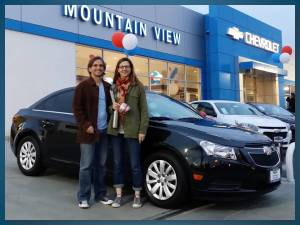 Ryan and Elizabeth Mountain View Chevrolet itsbillsmith.com