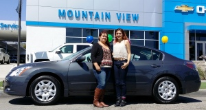 itsbillsmith.com, Mountain View Chevrolet, Eileen and Marissa