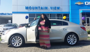 itsbillsmith Mountain View Chevrolet Tamika