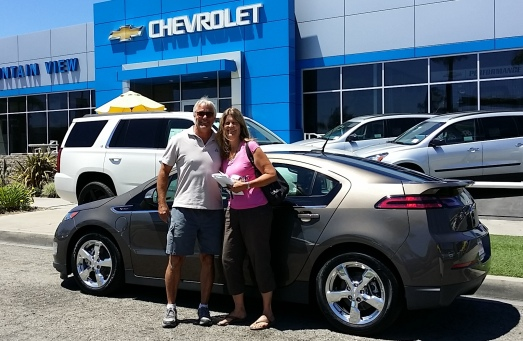 Mountain View Chevrolet Rick and Suzie itsbillsmith.com